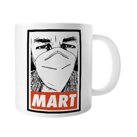 """Taza cerámica """"Mart"""""""