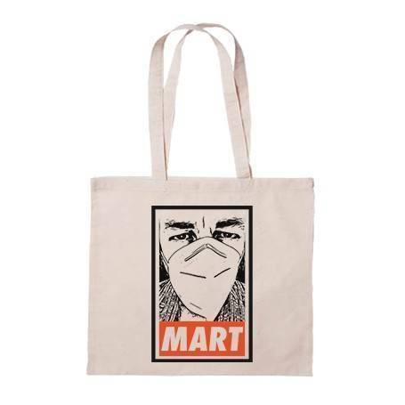 "Bolsa de tela ""Mart"""