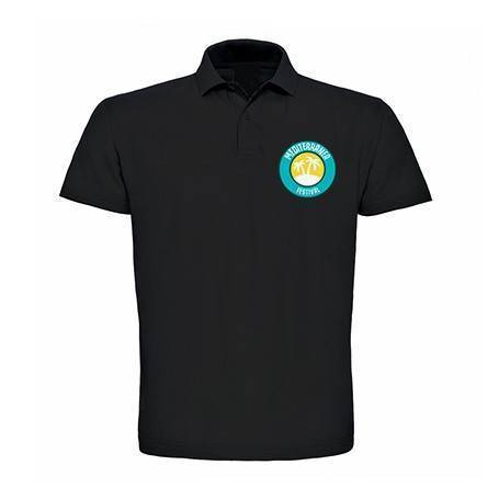 """Polo """"Logo color Mediterranea"""""""