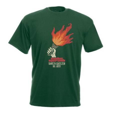 """Camiseta """"Antorcha"""""""