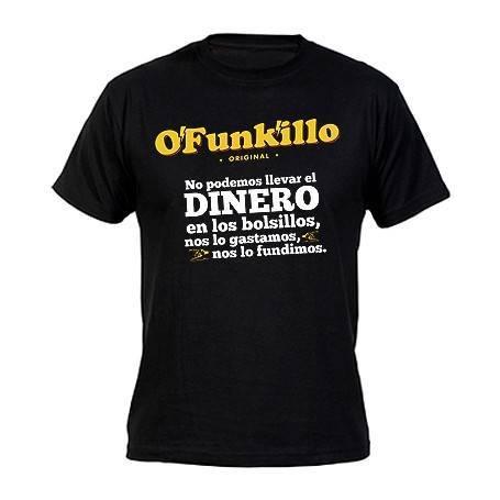 "Camiseta ""Los Dineros"""