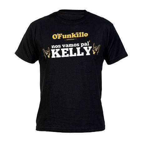 "Camiseta ""Nos Vamos pal Kelly"""