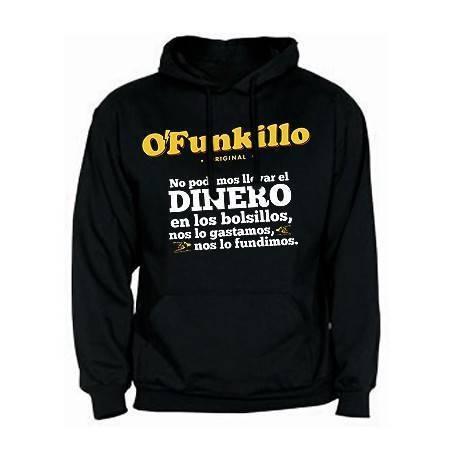 """Sudadera """"Los Dineros"""""""