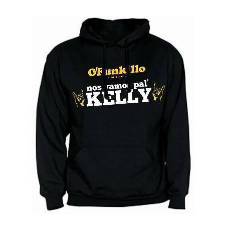"Sudadera ""Nos Vamos pal Kelly"""