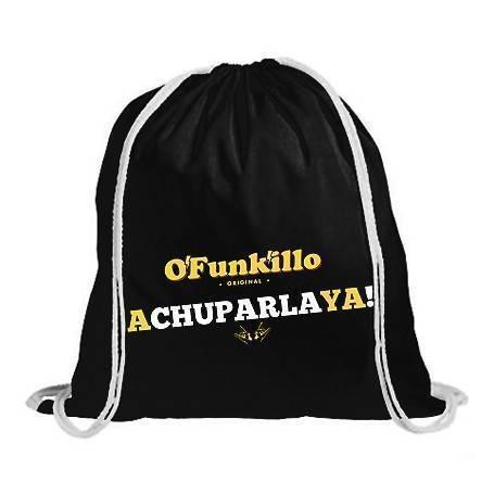 """Mochila """"A Chuparla Ya!"""""""
