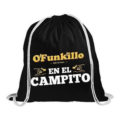 """Mochila """"En el Campito"""""""
