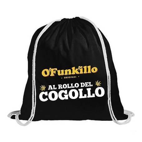 """Mochila """"Al Rollo del Cogollo"""""""