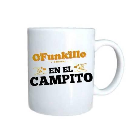 """Taza cerámica """"En el Campito"""""""