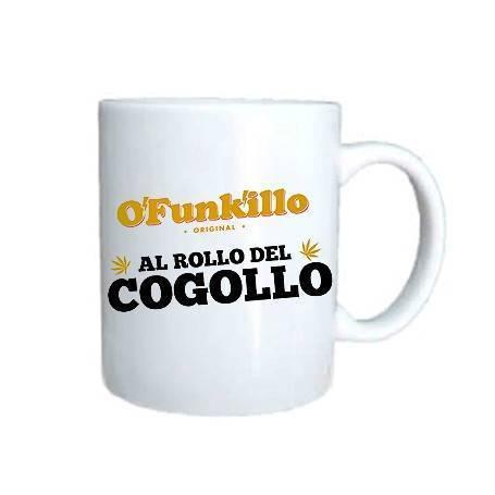"""Taza cerámica """"Al Rollo del..."""
