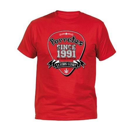 "Camiseta ""Since 1991"""