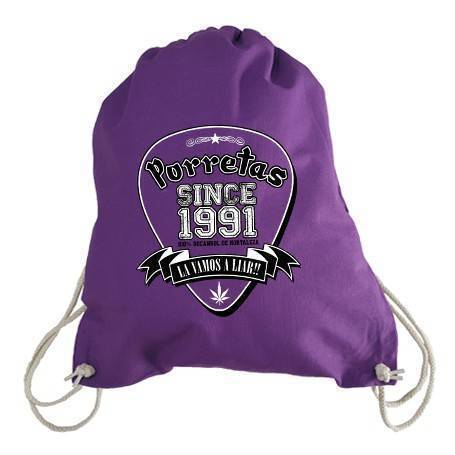 """Mochila """"Since 1991"""""""