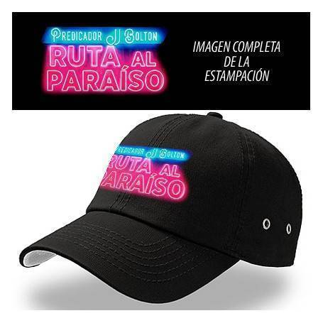 "Gorra ""Ruta Neón"""