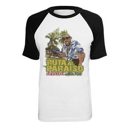 "Camiseta ranglan ""Ruta Al..."