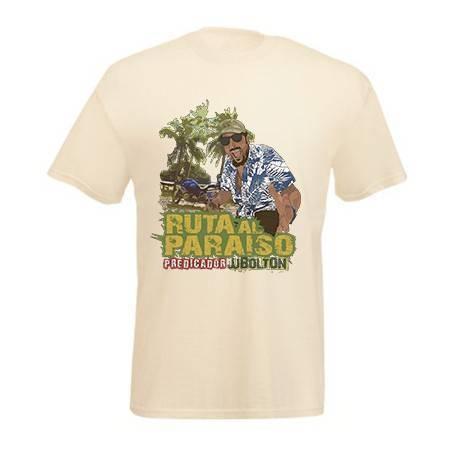 """Camiseta """"Ruta Al Paraíso"""""""