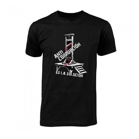 """Camiseta """"Anticorrupción"""""""