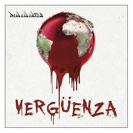 """CD  """"Vergüenza"""""""