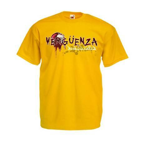 "Camiseta ""Vergüenza"""