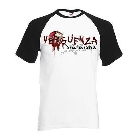 "Camiseta ranglan ""Vergüenza"""