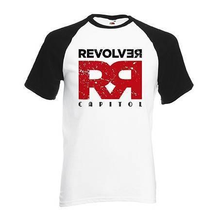 "Camiseta ranglan ""RR Capitol"""