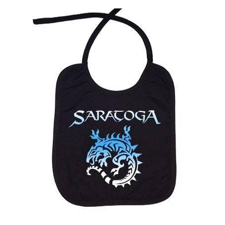 """Babero """"Logo + Iguana"""""""