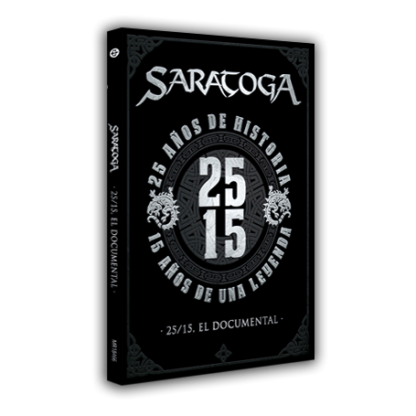 "DVD ""25/15 El Documental"""