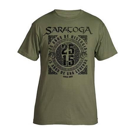 """Camiseta """"25-15 Aniversario"""""""