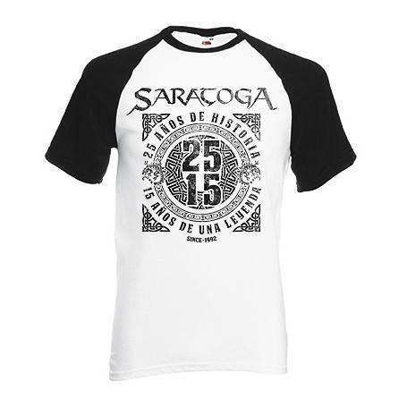 "Camiseta ranglan ""25-15..."