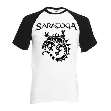 "Camiseta ranglan ""Logo+Iguana"""