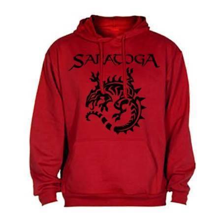 """Sudadera """"Logo+Iguana"""""""