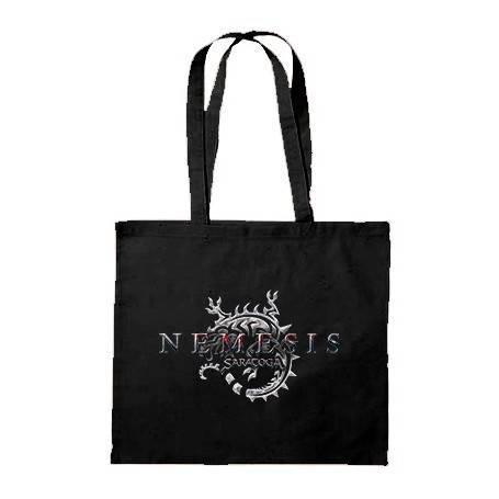 """Bolsa de tela """"Logo Némesis"""""""