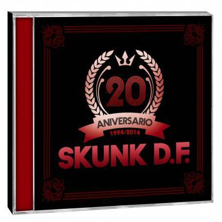 "CD ""20 Aniversario"""