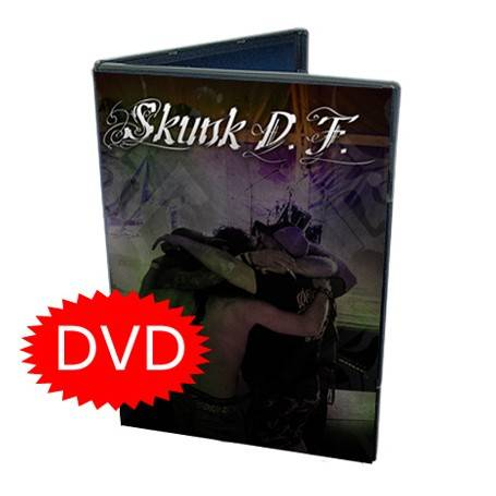 "DVD ""Skunk DF Madrid Heineken"""