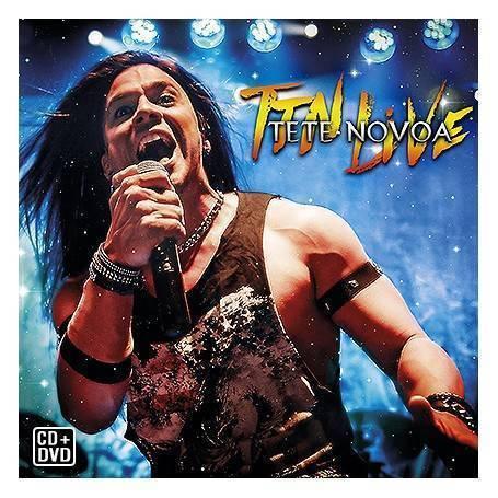 "CD+DVD ""TTN Live"""