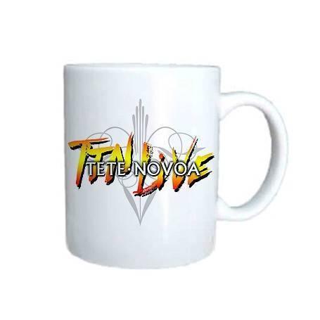"Taza cerámica ""TTN Live"""