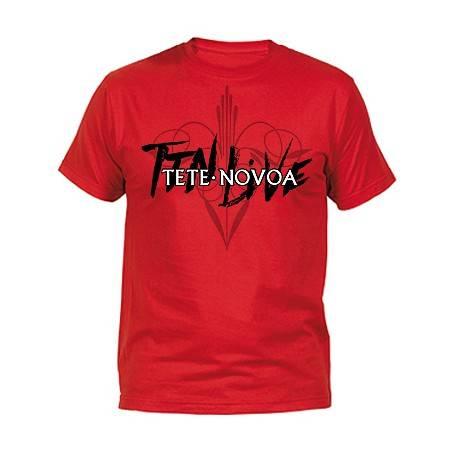 "Camiseta ""TTN Live blanco y..."