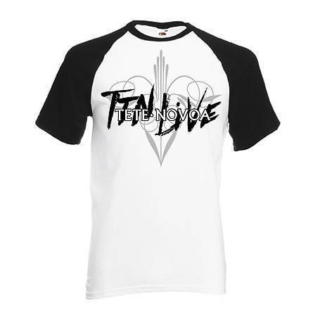 "Camiseta ranglan ""TTN Live"""