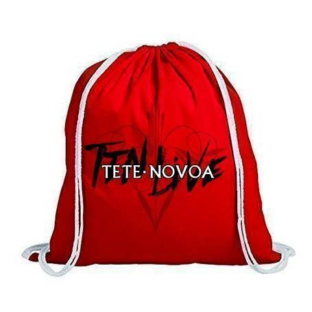 """Mochila """"TTN Live blanco y..."""