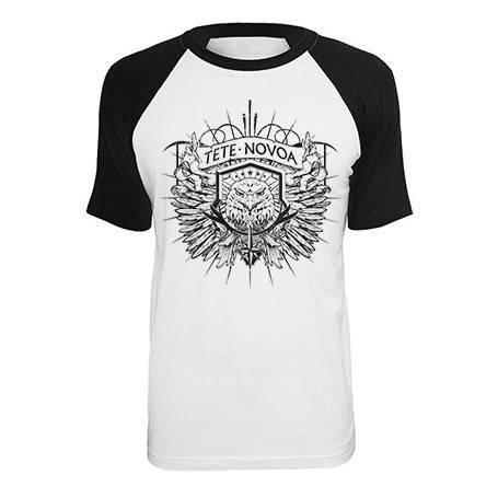 "Camiseta ranglan ""Águila"""