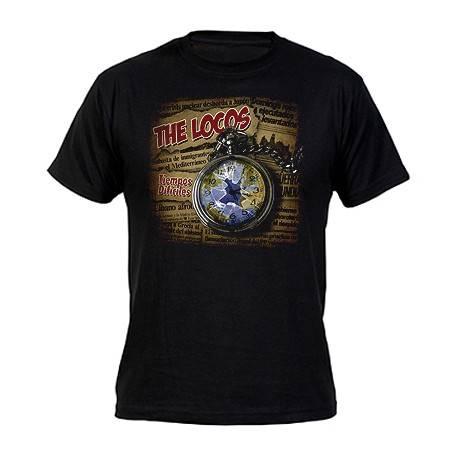 """Camiseta """"Tiempos Dificiles"""""""