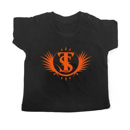 "Camiseta bebé ""Logotipo"""