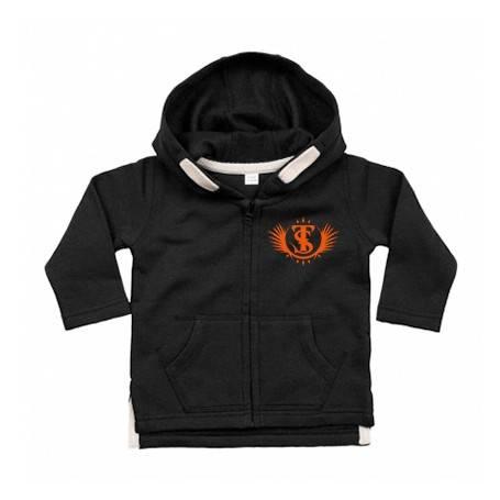 """Sudadera bebé """"Logotipo"""""""