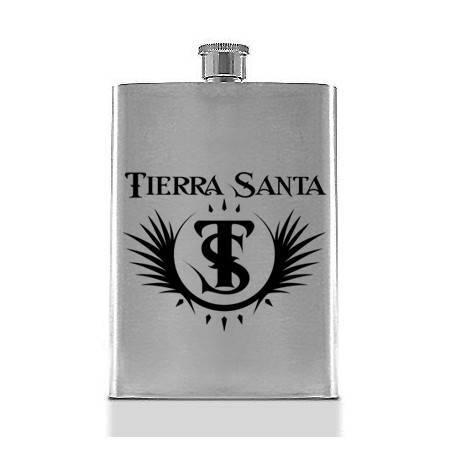 """Petaca """"Logo Tierra Santa"""""""