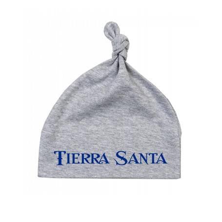 """Gorro-nudo bebe """"Tierra Santa"""""""