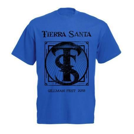 "Camiseta  ""Gillman Fest..."