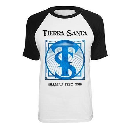 """Camiseta ranglan """"Gillman..."""