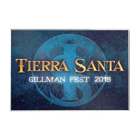 """Imán """"Gillman Fest 2018"""""""