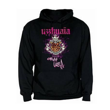 "Sudadera ""Come with Uzzhuaïa"""