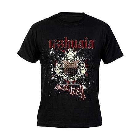 "Camiseta ""Kill with Uzzhuaïa"""