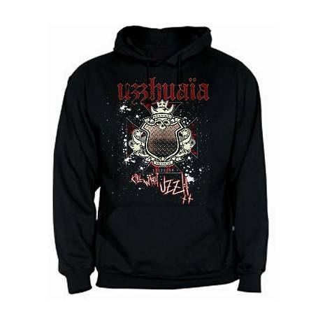 "Sudadera ""Kill with Uzzhuaïa"""