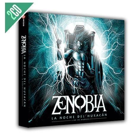 """CD doble """"La Noche del..."""
